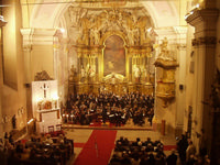 Koncert a Belvárosi Szent Mihály templomban