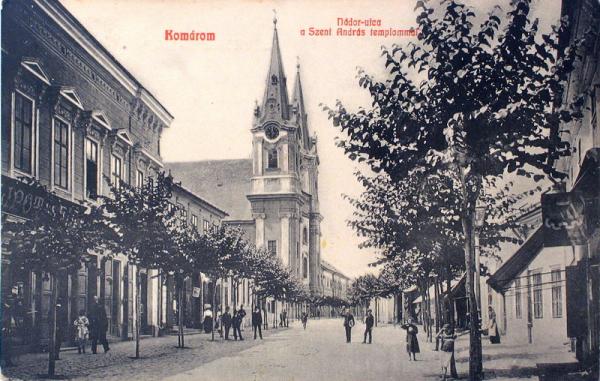 Komarom_1913