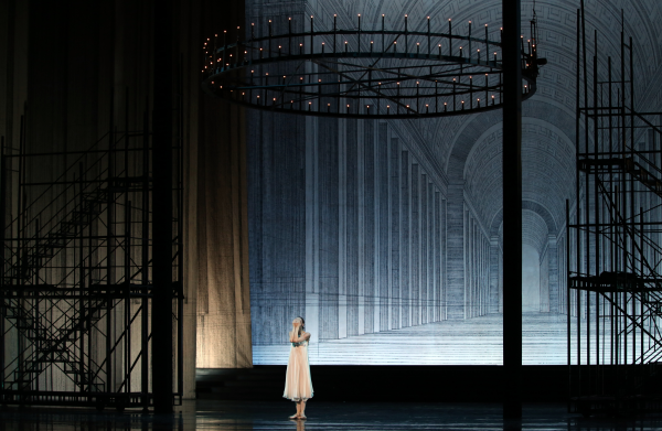 A Mariinszkij Színház Hamupipőke c. előadása, Fotó: Natasha Razina