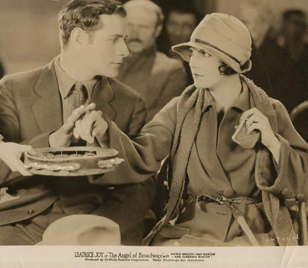 Leatrice_Joy_and_Victor_Varconi_in_The_Angel_of_Broadway_1927