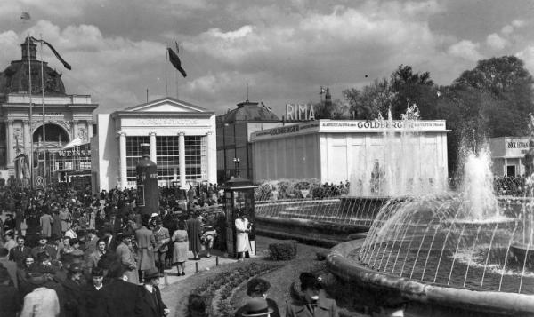 Goldberger-pavilon_a_Budapesti_Nemzetkozi_Vasaron_1941