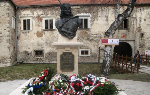 II._Rakoczi_Ferenc_szulohaza_borsi_kastely