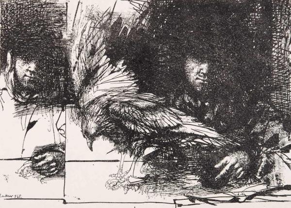 Lakner_Laszlo_Rembrandt-tanulmanyok_I