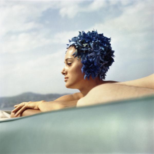 lartigue_sylvana_Empain_1960