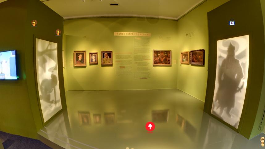 Rendhagyó iskolai múzeumi oktatási nap a Mozaik Múzeumtúrával