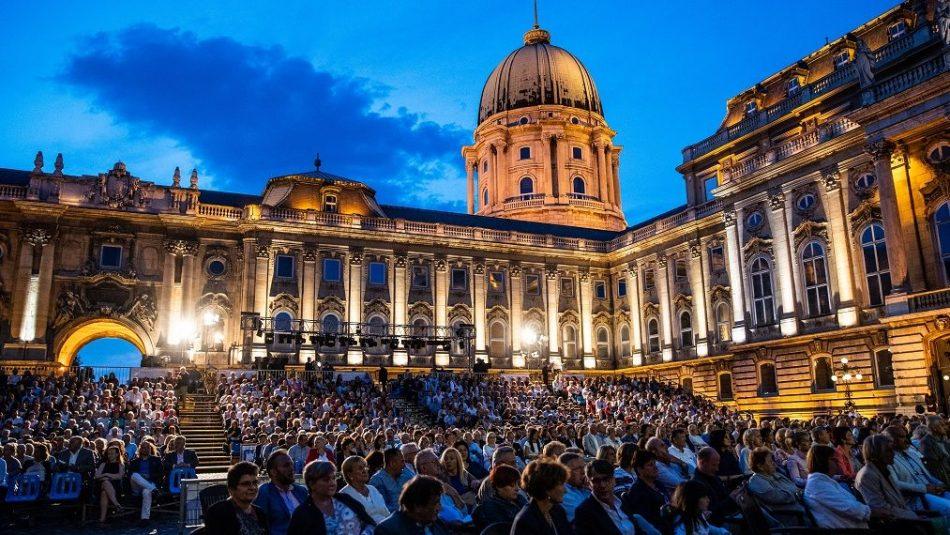 Augusztus 8-án rendezik a Budavári Palotakoncertet
