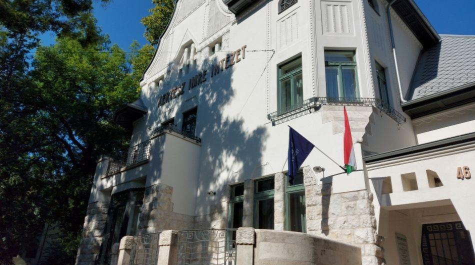 Elkészült a Kertész Imre Intézet új székháza