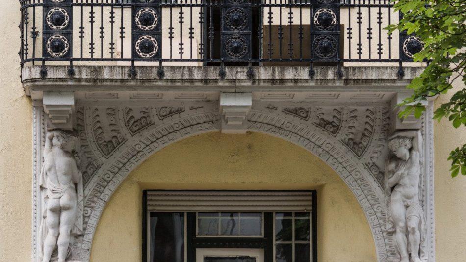 Több mint másfél milliárd forintból újult meg a Dayka-villa Budapesten