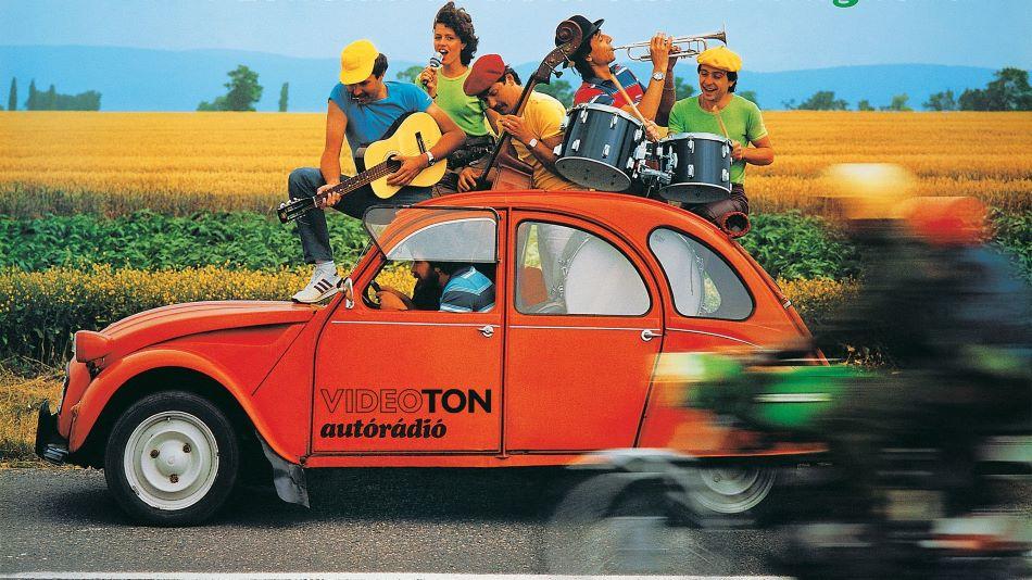 Reklámplakátok az 1970-80-as évekből