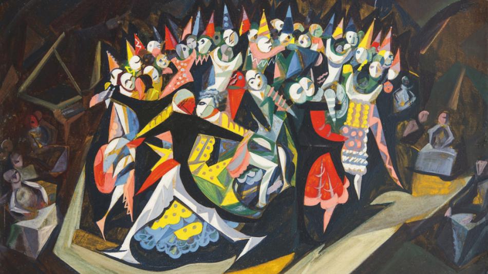 Arc-kép-más a zsidó képzőművészetben