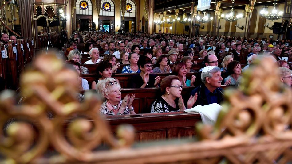 Augusztusban öt helyszínen rendezik a Zsidó Kulturális Fesztivált