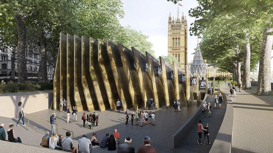 Nemzeti holokauszt-emlékművet építenek Londonban