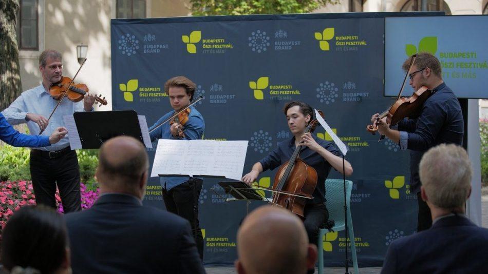 Több mint százötven programmal várja a közönséget a Budapesti Őszi Fesztivál