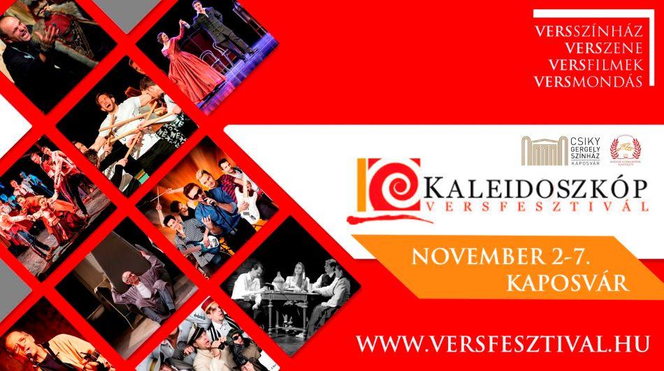Egy hétre versbe öltözik Kaposvár – kultúra.hu